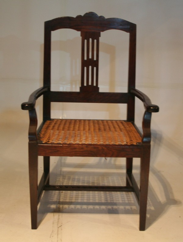 A Cape Stinkwood Neo-Classical Armchair